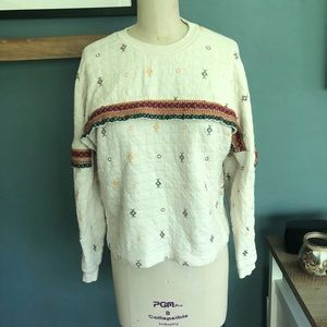 Zara Nomadic Pullover